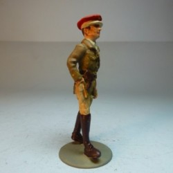 Teniente Coronel Regulares de Marruecos
