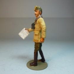 Coronel habilitado con Canadiense