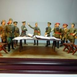 (EMF-0) Mesa del Estado mayor de Franco