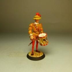 Tambor de Infantería 1520