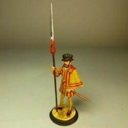 Archero de Borgoña 1521