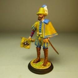 Trompeta de Caballería 1540