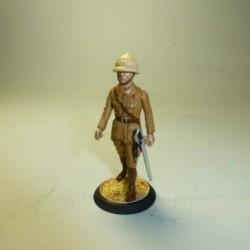 Oficial Escolta Mora de Franco 1945