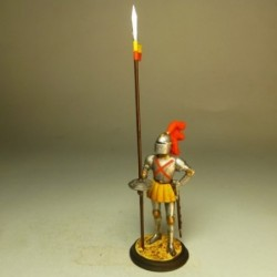 Hombre de Armas 1596