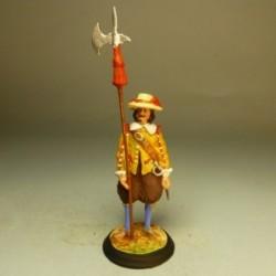Sargento de los Tercios de Flandes 1601