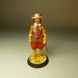 Oficial de Infantería 1652