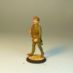 Soldado Escolta Mora de Franco 1945