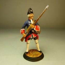 Granadero de infanteria RR.GG. (Reales Guardias) Españolas 1718