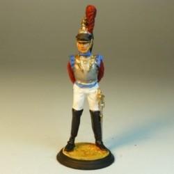 (SE-56) Coraceros del Rey 1º Regimiento de Caballería de linea 1816