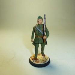 Soldado de Infantería Batallón de Cazadores 1936