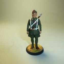 Soldado de Artillería Uniforme de Gala 1936