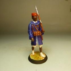 Soldado de Cazadores 1909