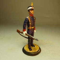 Guardia Joven de Infantería 1863