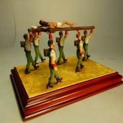 La Legión Portando a Cristo