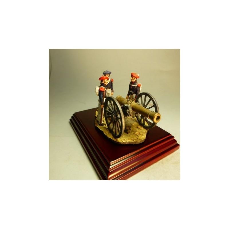 Artillería Carlista 1834