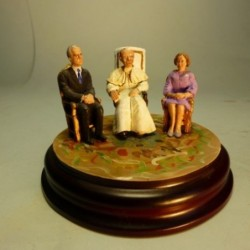 Los Reyes y el Papa