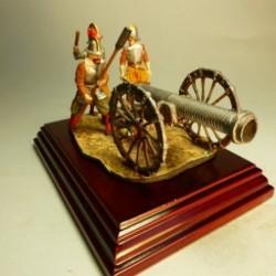 Artillería Reinado de Felipe II año 1598