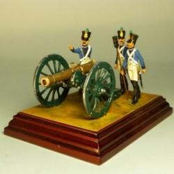 (X-8) Artillería Francesa 1813