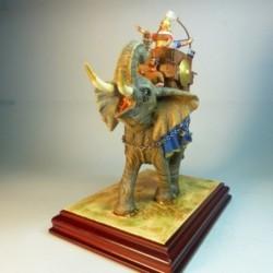 Elefante de Guerra Cartaginés