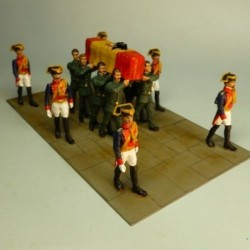 Guardia Civil Homenaje a los Caidos