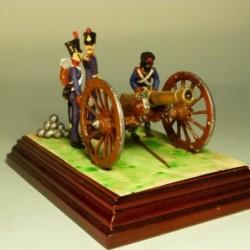 Artillería Española 1808